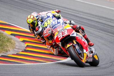 Video-Archiv: Der Deutschland GP 2015