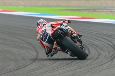 Pedrosa: «Me gusta mucho Sachsenring»
