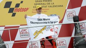 Stefan Bradl s'est confié à motogp.com avant le GP GoPro d'Allemagne pour parler de sa saison 2016, de ses ambitions et de son avenir.