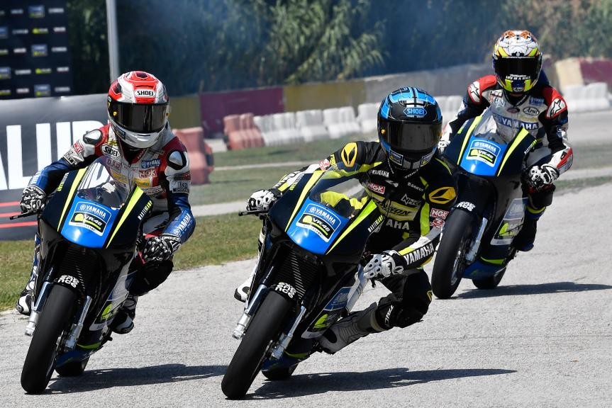Yamaha VR46 Master Camp studients graduate with flying colours