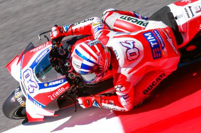 Mid-Season Review: Andrea Dovizioso