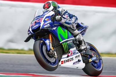 Mid-Season Review: Jorge Lorenzo