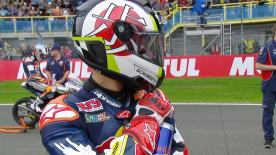 Revivez la seconde course de la Red Bull MotoGP Rookies Cup au #DutchGP.
