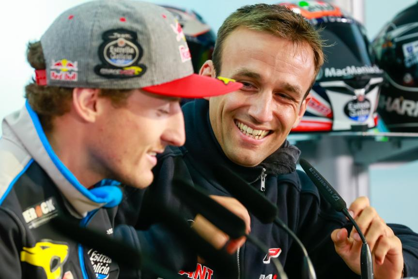 Jack Miller, Johann Zarco, GoPro Motorrad Grand Prix Deutschland