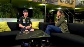 Before every race motogp.com reporter Amy Dargan catches up with one of the riders - this week it's Bradley Smith's turn.