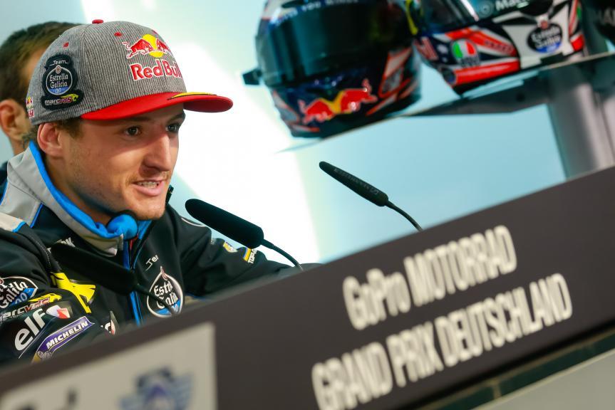 Jack Miller, Estrella Galicia 0,0 Marc VDS, GoPro Motorrad Grand Prix Deutschland