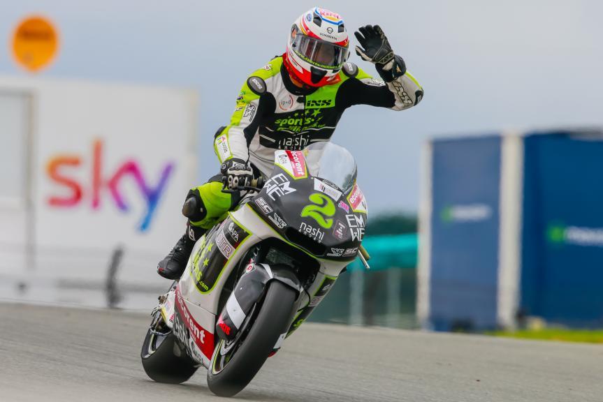 Jesko Raffin, Sports-Millions-EMWE-SAG, GoPro Motorrad Grand Prix Deutschland