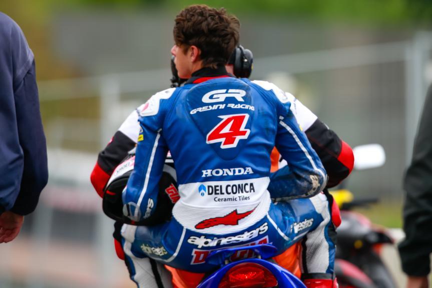 Fabio Di Giannantonio, Gresini Racing Moto3, GoPro Motorrad Grand Prix Deutschland