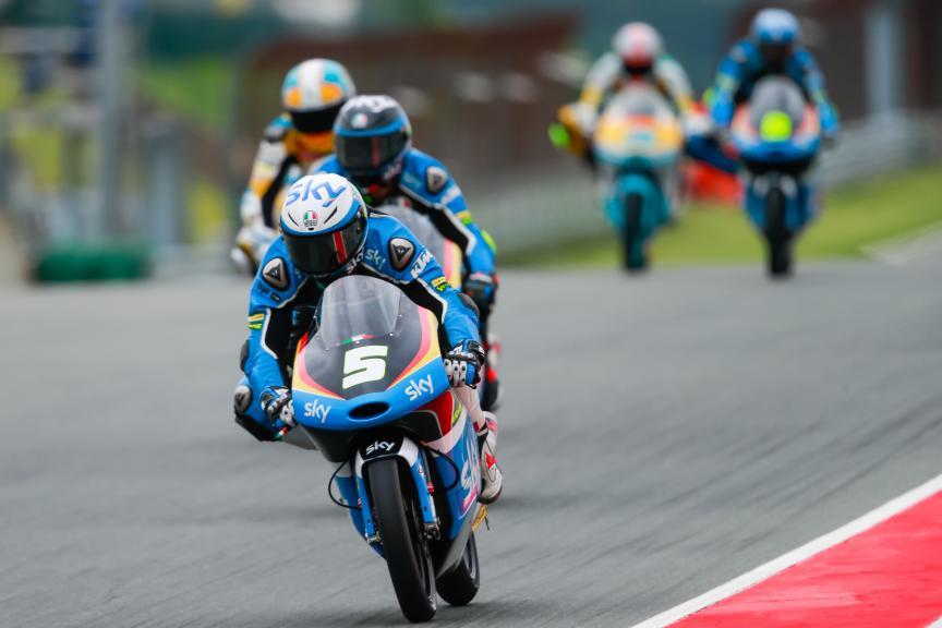 Romano Fenati, SKY Racing Team VR46, GoPro Motorrad Grand Prix Deutschland