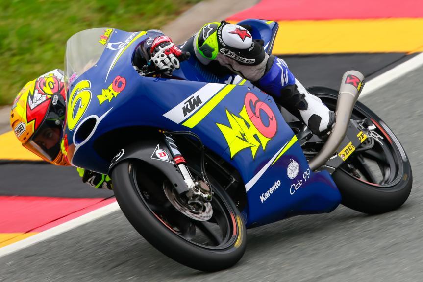 Maria Herrera, MH6 Laglisse, GoPro Motorrad Grand Prix Deutschland