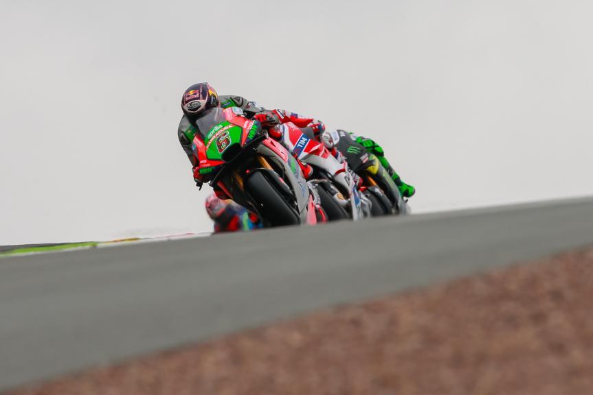 Stefan Bradl, Aprilia Racing Team Gresini, GoPro Motorrad Grand Prix Deutschland