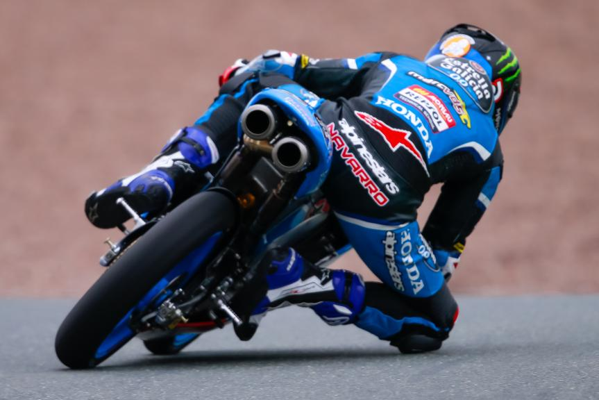Jorge Navarro, Estrella Galicia 0,0, GoPro Motorrad Grand Prix Deutschland