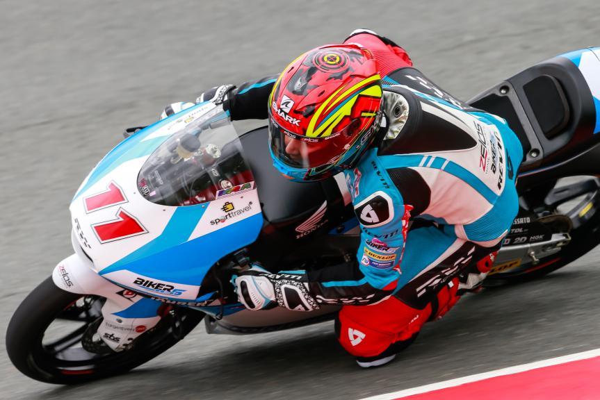 Livio Loi, RW Racing GP BV, GoPro Motorrad Grand Prix Deutschland