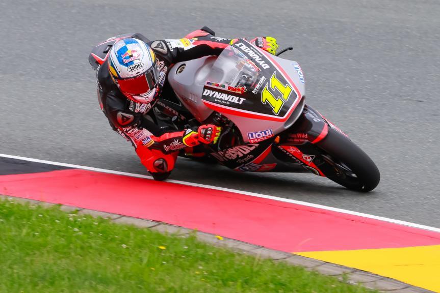 Luca Marini, Forward Team, GoPro Motorrad Grand Prix Deutschland