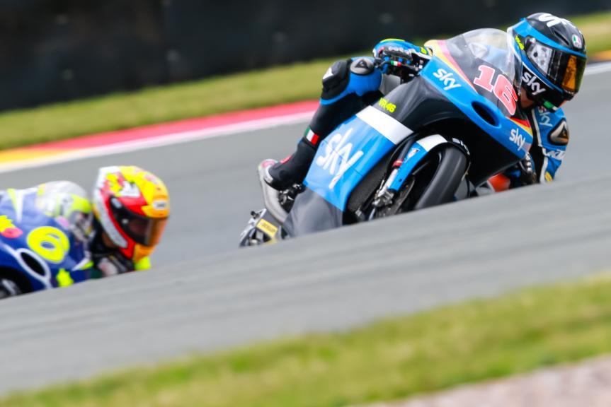 Andrea Migno, SKY Racing Team VR46, GoPro Motorrad Grand Prix Deutschland