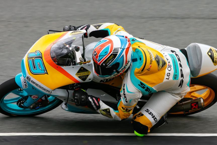 Gabriel Rodrigo, RBA Racing Team, GoPro Motorrad Grand Prix Deutschland