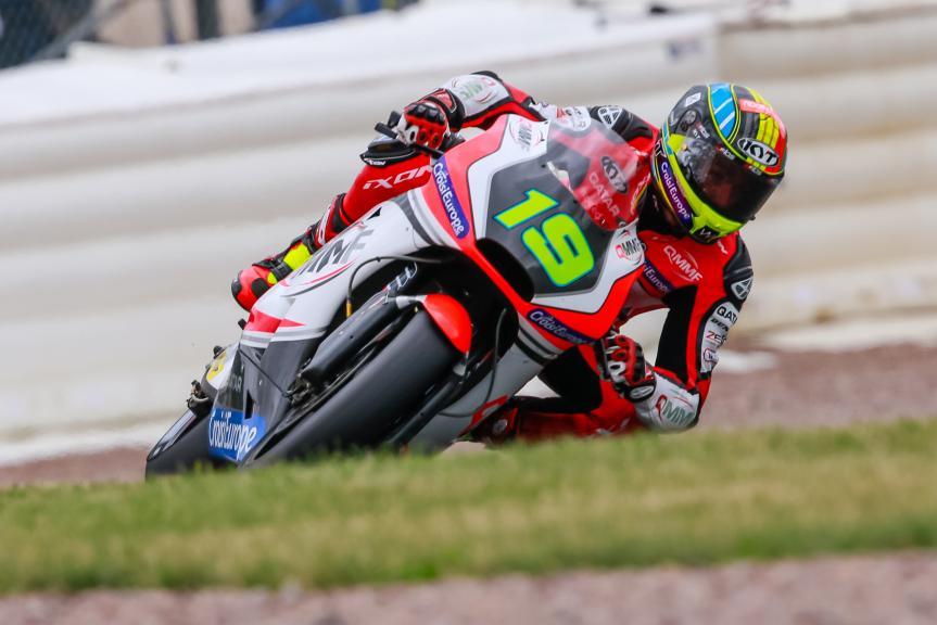 Xavier Simeon, QMMF Racing Team, GoPro Motorrad Grand Prix Deutschland