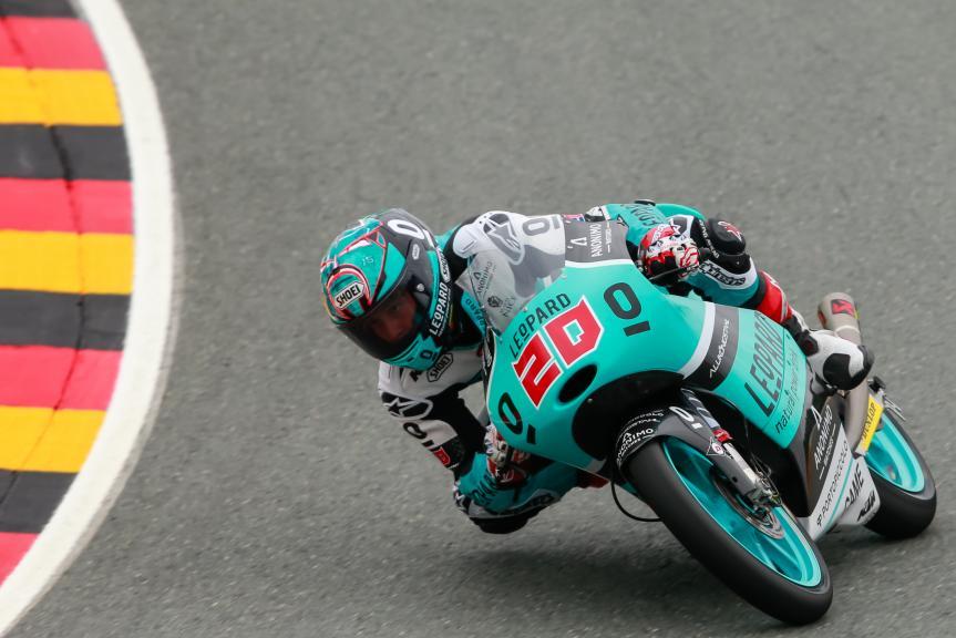 Fabio Quartararo, Leopard Racing, GoPro Motorrad Grand Prix Deutschland