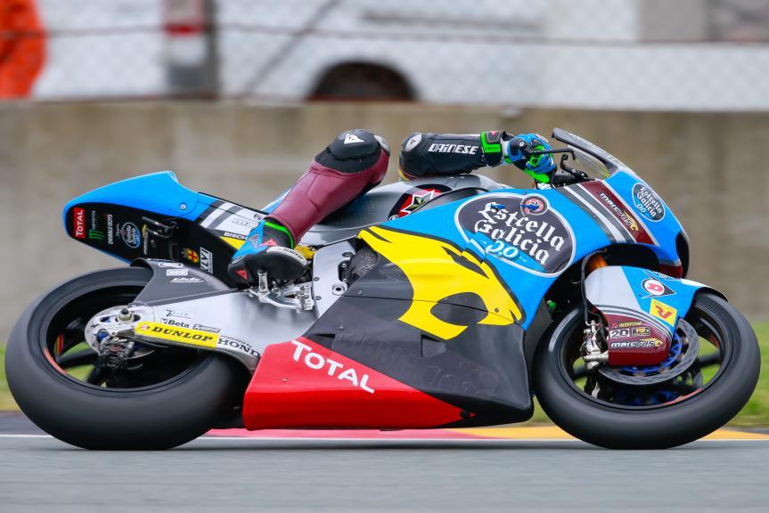 Franco Morbidelli, Estrella Galicia 0,0 Marc VDS, GoPro Motorrad Grand Prix Deutschland
