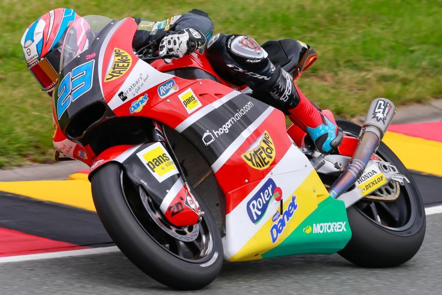 Marcel Schrotter, AGR Team, GoPro Motorrad Grand Prix Deutschland