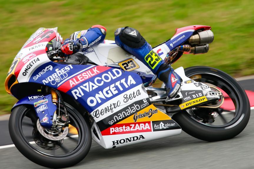 Niccolò Antonelli, Ongetta-Rivacold, GoPro Motorrad Grand Prix Deutschland