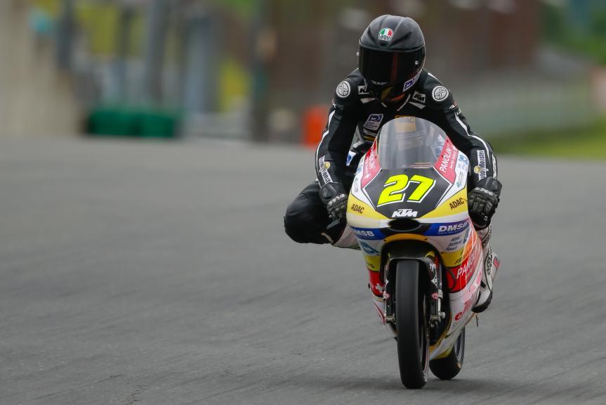 Tim Georhii, Freudenberg Rain Team, GoPro Motorrad Grand Prix Deutschland