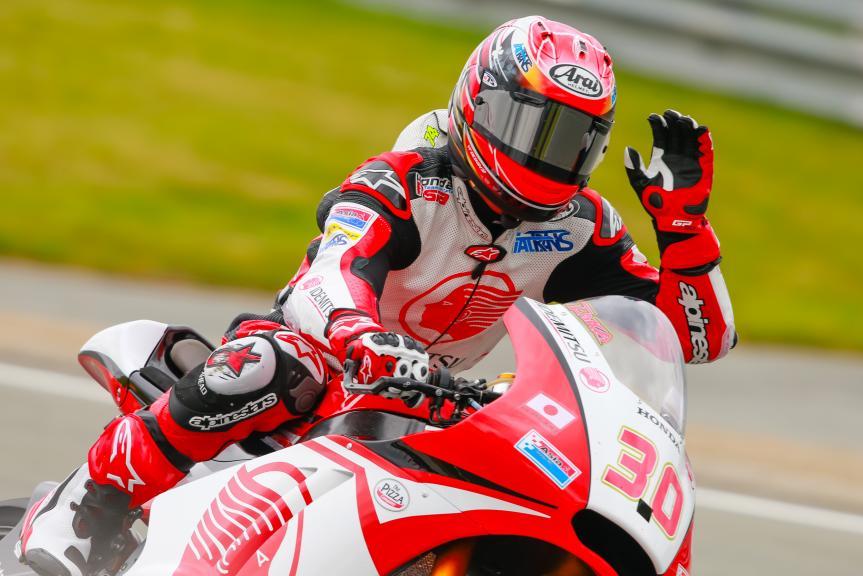 Takaaki Nakagami, IDEMITSU Honda Team Asia, GoPro Motorrad Grand Prix