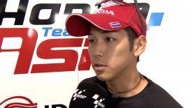 負傷からの復帰戦で初日総合19番手だった尾野弘樹が初日を振り返る。