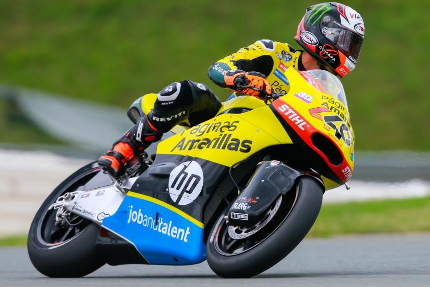 Alex Rins, Paginas Amarillas HP 40, GoPro Motorrad Grand Prix Deutschland
