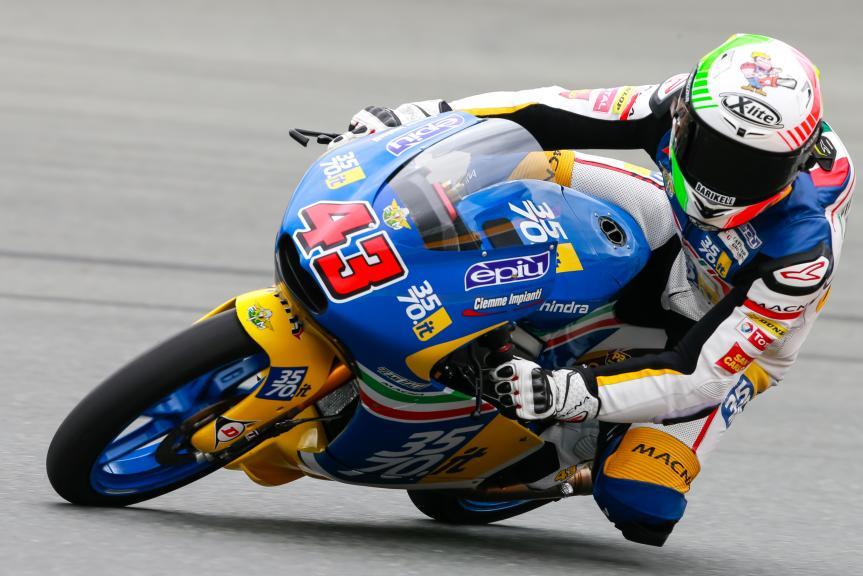 Stefano Valtulini, 3570 Team Italia, GoPro Motorrad Grand Prix Deutschland