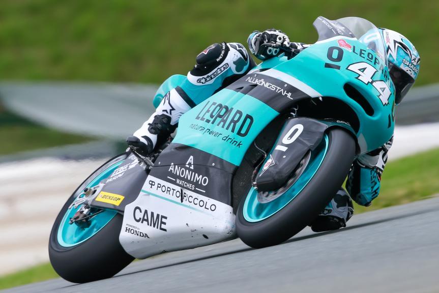 Miguel Oliveira, Leopard Racing, GoPro Motorrad Grand Prix Deutschland