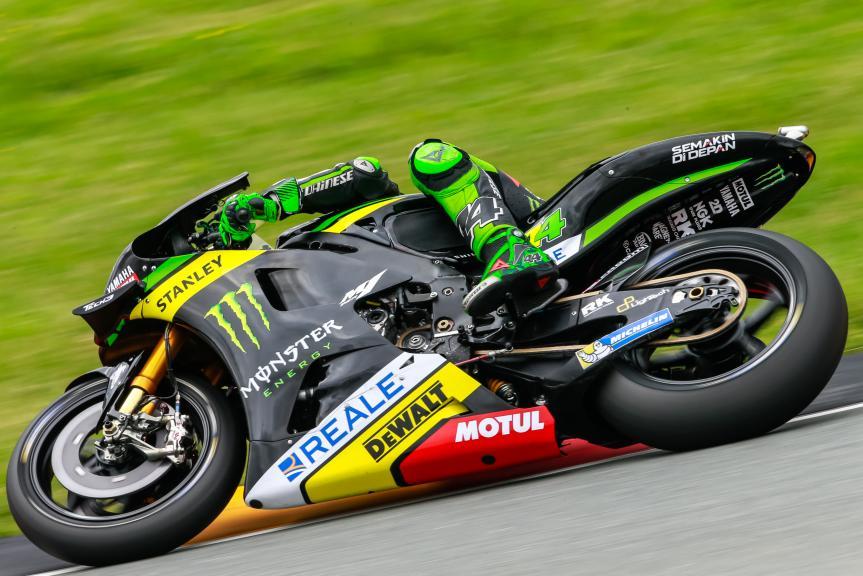 Pol Espargaro, Monster Yamaha Tech 3, GoPro Motorrad Grand Prix Deutschland