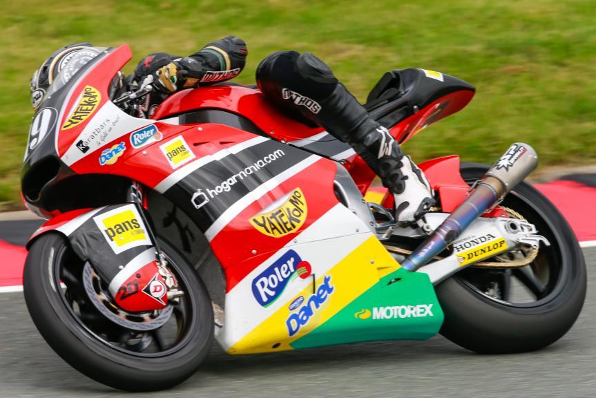 Axel Pons, AGR Team, GoPro Motorrad Grand Prix Deutschland