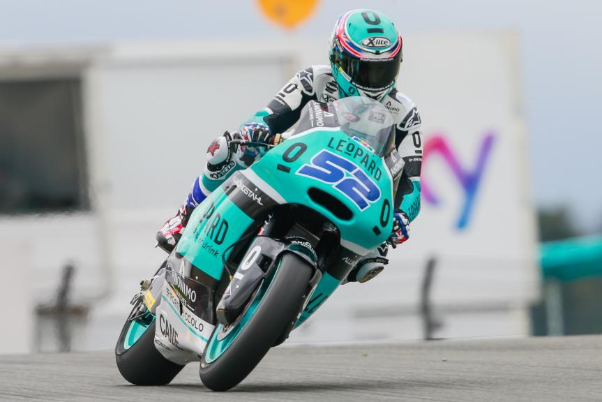 Danny Kent, Leopard Racing, GoPro Motorrad Grand Prix Deutschland