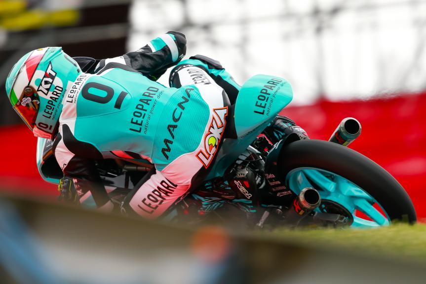 Andrea Locatelli, Leopard Racing, GoPro Motorrad Grand Prix Deutschland