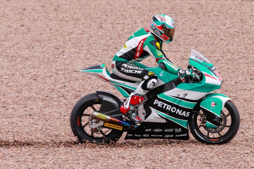 Hafizh Syahrin, Petronas Raceline Malaysia, GoPro Motorrad Grand Prix Deutschland