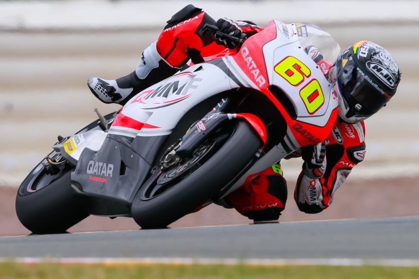 Julian Simon, QMMF Racing Team, GoPro Motorrad Grand Prix Deutschland
