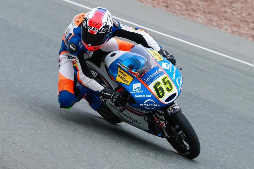 Philipp Oettl, Schedl GP Racing, GoPro Motorrad Grand Prix Deutschland
