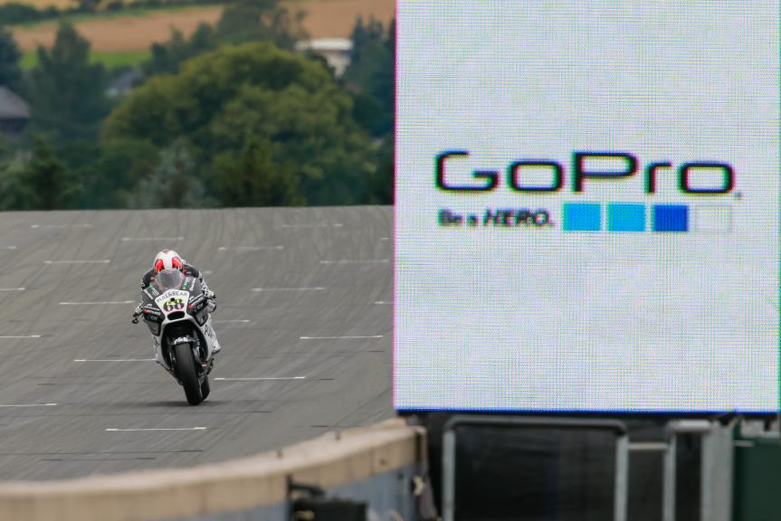 Yonny Hernandez, Aspar Team MotoGP, GoPro Motorrad Grand Prix Deutschland