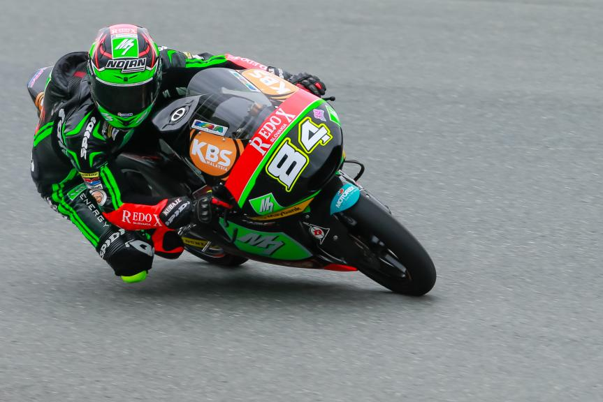 Jakub Kornfeil, Drive M7 SIC Racing Team, GoPro Motorrad Grand Prix Deutschland