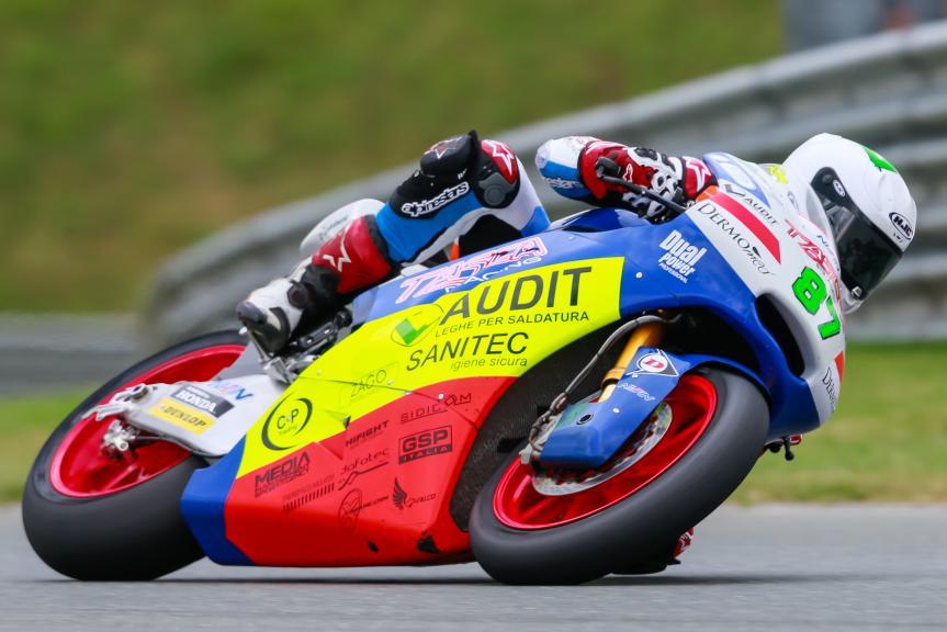 Remy Gardner, Tasca Racing Scuderia, GoPro Motorrad Grand Prix Deutschland