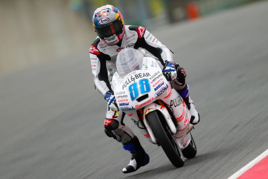 Jorge Martin, ASPAR Mahindra Team Moto3, GoPro Motorrad Grand Prix Deutschland