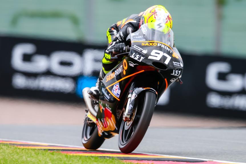 Maximillian Kapier, KRM-RZT, GoPro Motorrad Grand Prix Deutschland