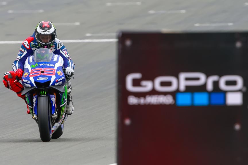Jorge Lorenzo, Movistar Yamaha MotoGP, GoPro Motorrad Grand Prix Deutschland