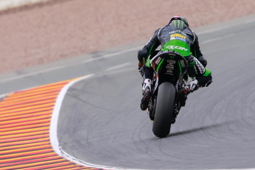 Bradley Smith, Monster Yamaha Tech 3, GoPro Motorrad Grand Prix Deutschland