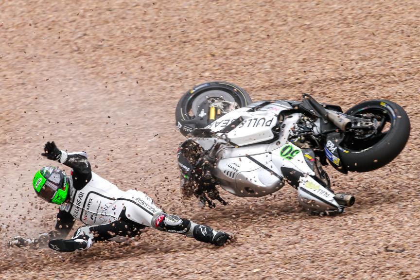 Eugene Laverty, Aspar Team MotoGP, GoPro Motorrad Grand Prix Deutschland