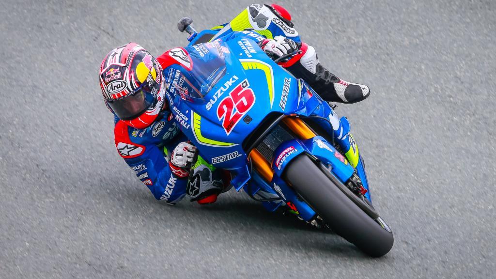 Maverick Viñales, Team SUZUKI ECSTAR, GoPro Motorrad Grand Prix Deutschland