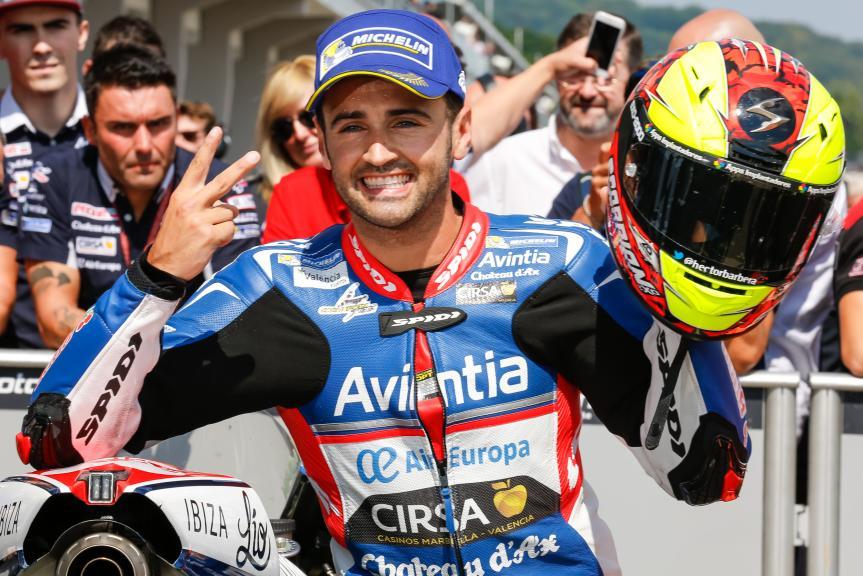 Hector Barbera, Avintia Racing, GoPro Motorrad Grand Prix Deutschland