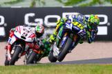 Danilo Petrucci, Valentino Rossi, GoPro Motorrad Grand Prix Deutschland