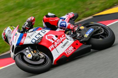 Petrucci and Lorenzo ready to fight in Q2